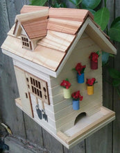 Potting Shed Bird Feeder? - World of Birdhouses