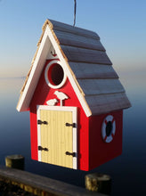 Dockside Cabin Birdhouse? - World of Birdhouses