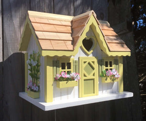 Sweetheart Cottage - World of Birdhouses