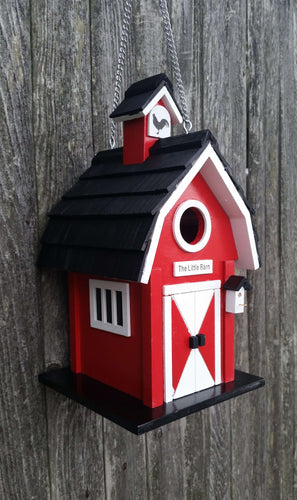 Little Barn Birdhouse? - World of Birdhouses