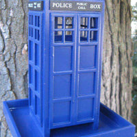 POLICE CALL BOX FEEDER? - World of Birdhouses