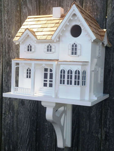 Ornamental Farmhouse Birdhouse🚛