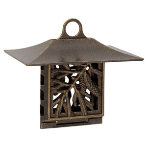 Whitehall Pinecone Suet Feeder/French Bronze♻️