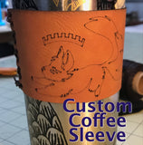 Custom Coffee Sleeve