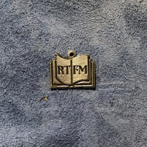 RTFM Pilgrim badge