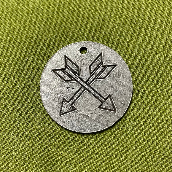 Archery Marshal badge