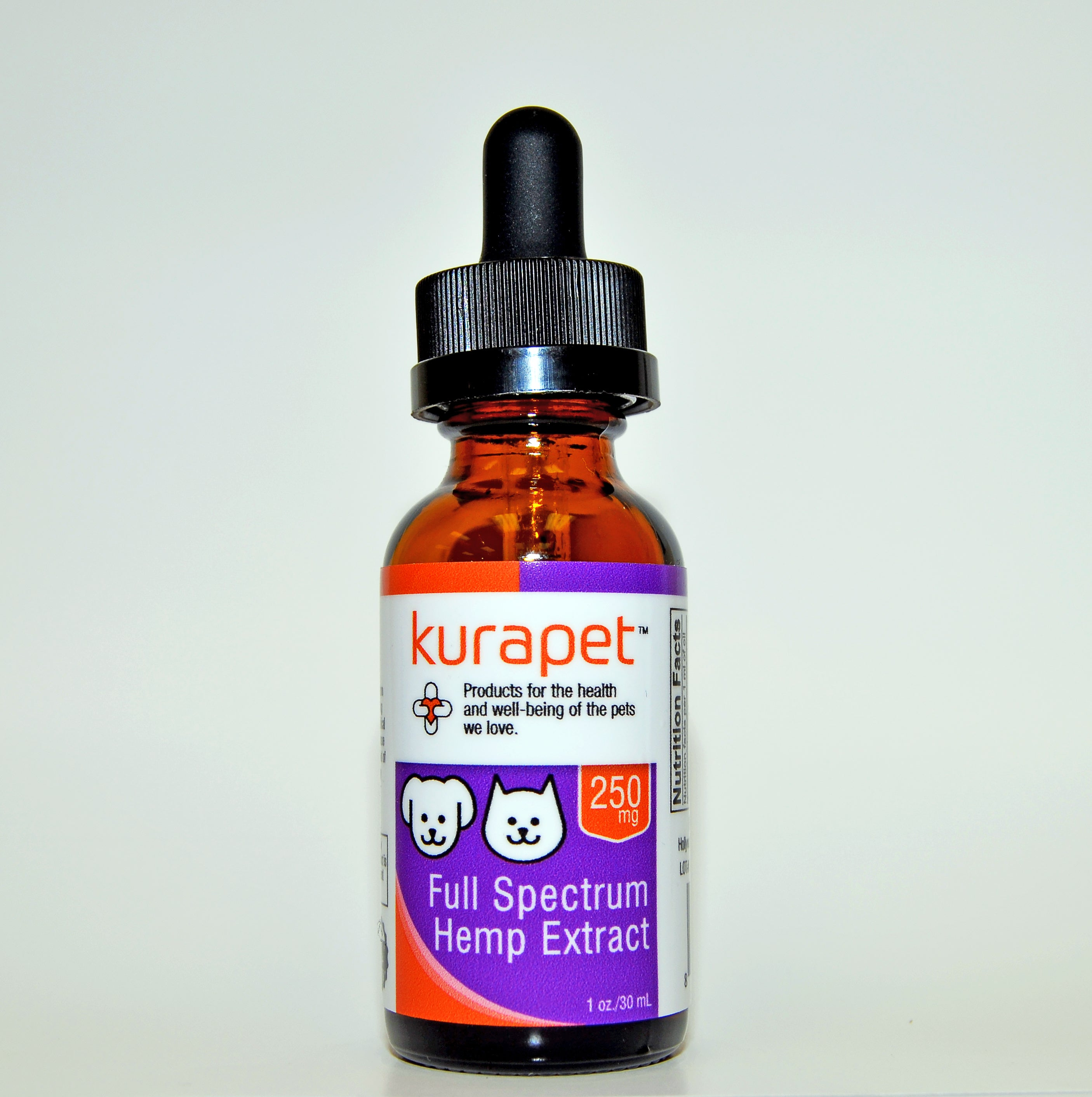 250 mg Full Spectrum Tincture