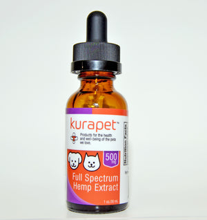 500 mg Full Spectrum Tincture