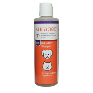 Natural Pet Shampoo Infused with PCR (8oz)