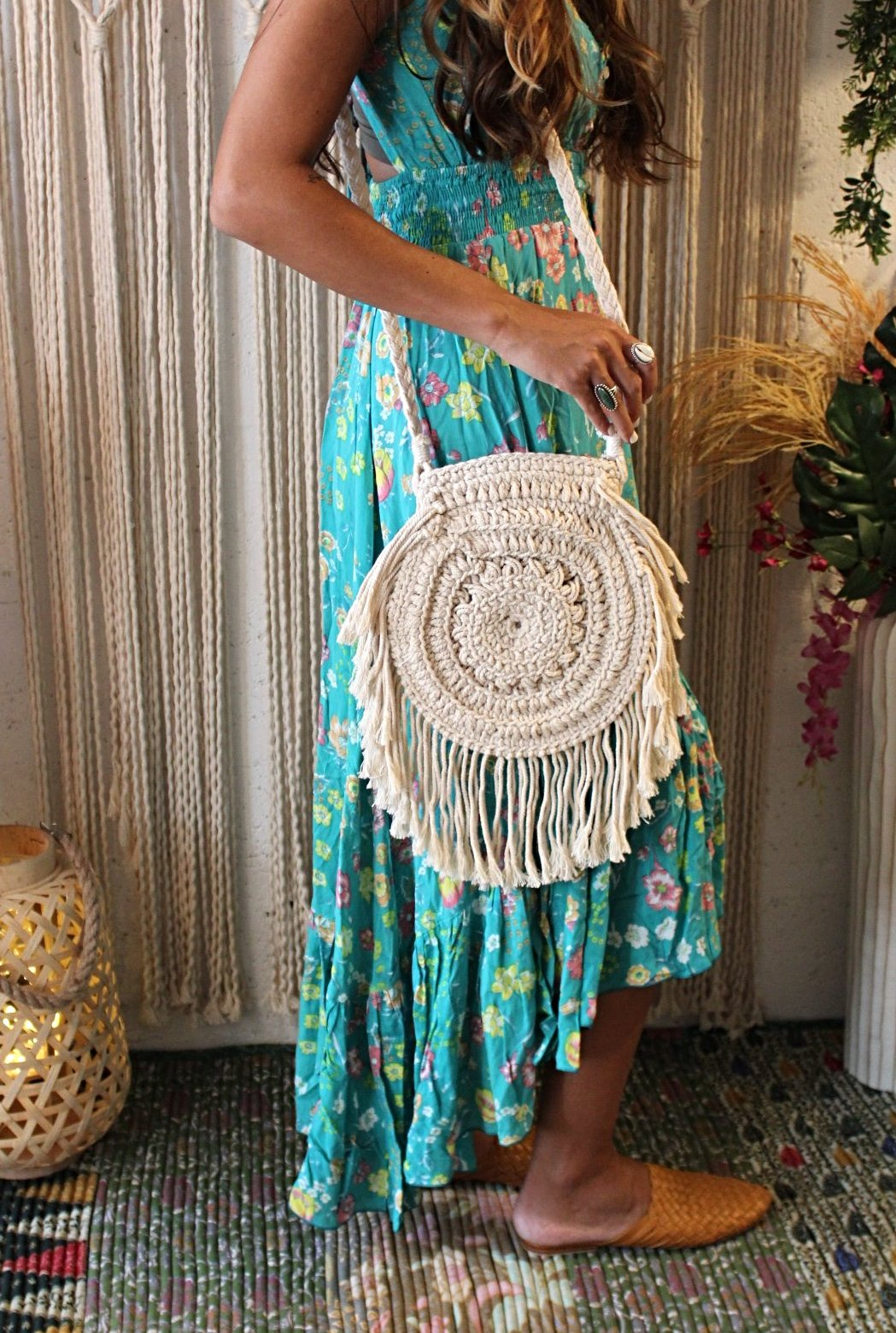 Bundaran Macrame Bag