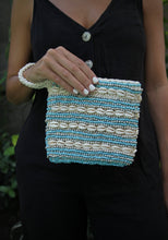 Beaded Macrame Clutch