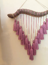 """Carly"" Medium Tassel Tapestry"