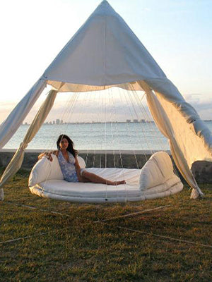 Floating Beds, Health Benefits, Canopy Beds, Rocking Beds
