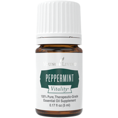 Young Living Peppermint Vitality Essential Oil