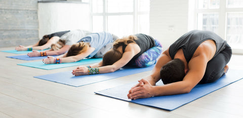 Wellness Coaches Blog, Yoga Brings Youth, Childs Pose