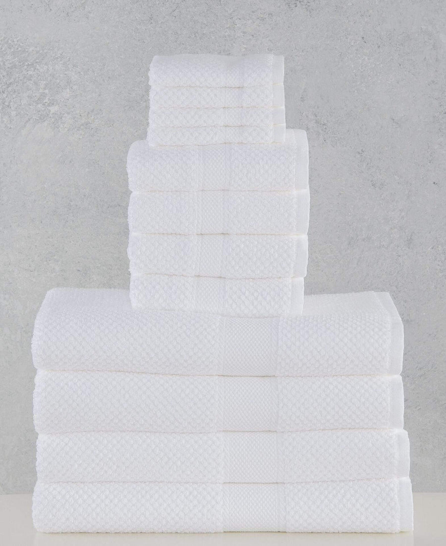 The Madison Collection Bath Linens Novotel Towel Collection