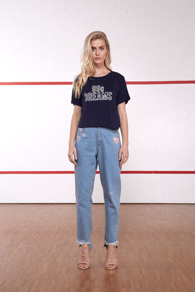99C Dreams Regular Fit Tee
