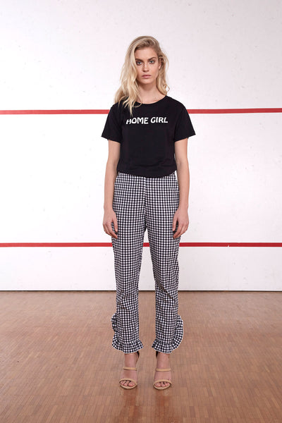 Home Girl Regular Fit Tee