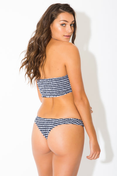 Celia Scrunchy Brazilian Cut Bottom
