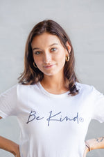 BE KIND TEE WHITE