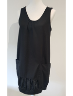 BELLA DRESS BLACK