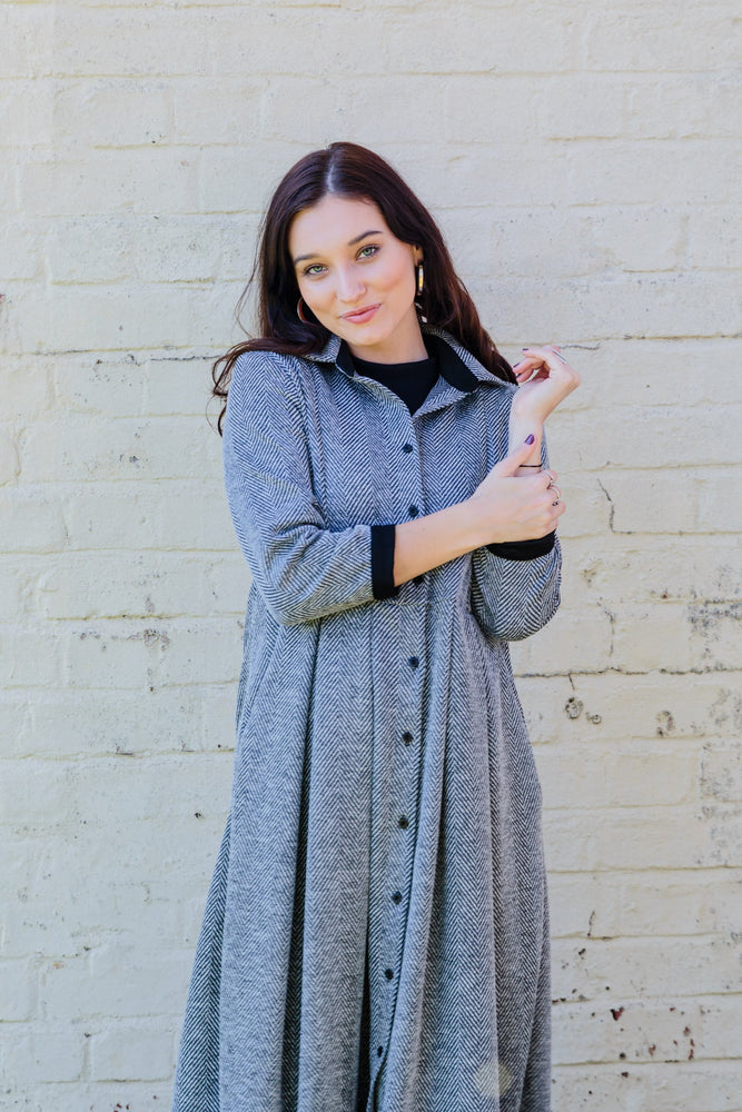 WINTER DELILAH DRESS