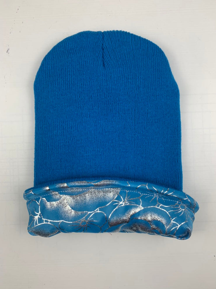 Limited Edition Rose Silk Lined Beanies