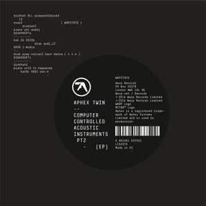 aphex-twin-computer-controlled-acoustic-instruments-pt-2-vinyl-ep