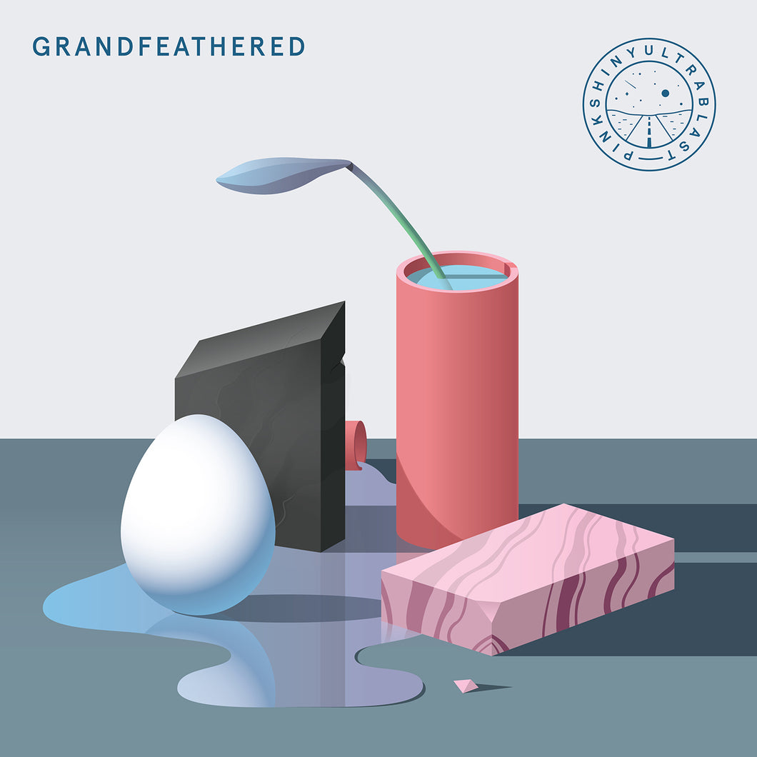 pinkshinyultrablast grandfeathered limited edition vinyl