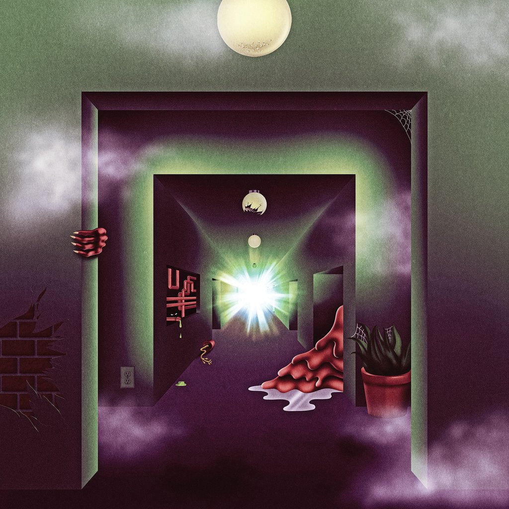 Thee Oh Sees - A Weird Exits Super Limited Edition LOVE RECORD STORES VINYL