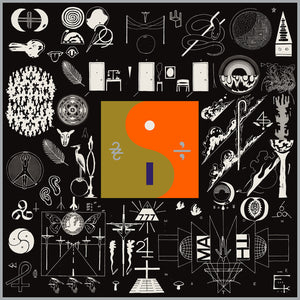 bon iver 22 a million limited edition vinyl