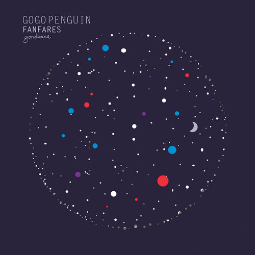 GoGo Penguin - Fanfares limited edition vinyl