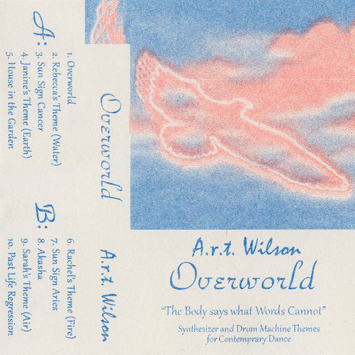 A.R.T Wilson – Overworld limited edition vinyl