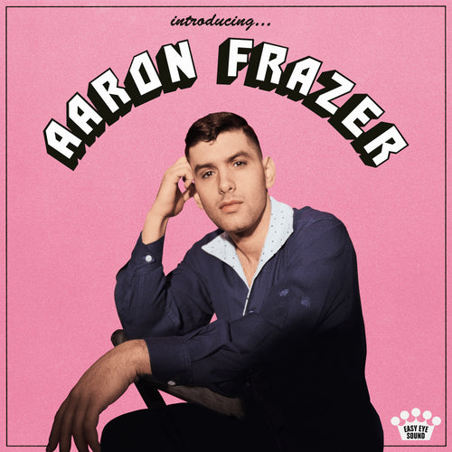 Aaron Frazer - Introducing… limited edition vinyl