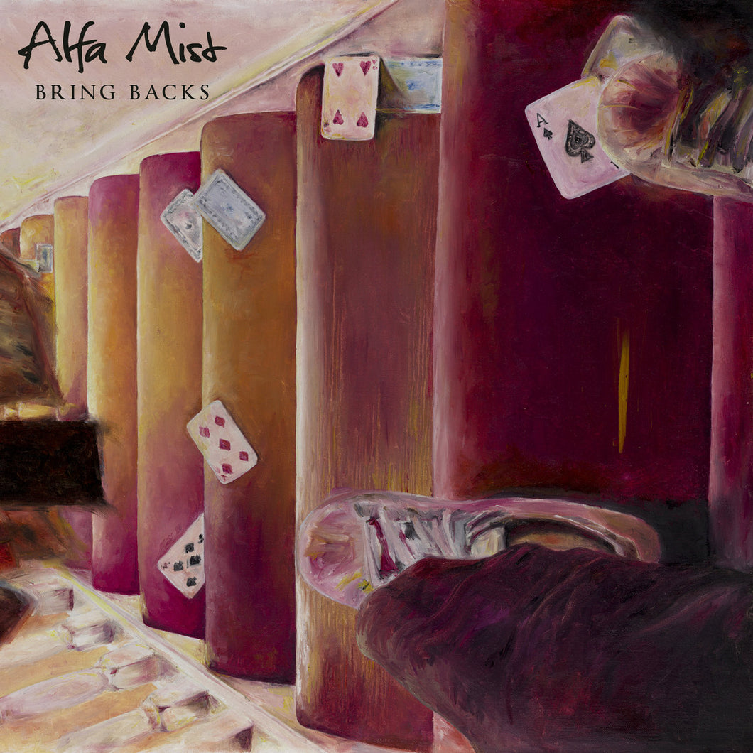 Alfa Mist - Bring Backs limited edition vinyl
