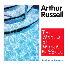 Arthur Russell - The World Of Arthur Russell vinyl