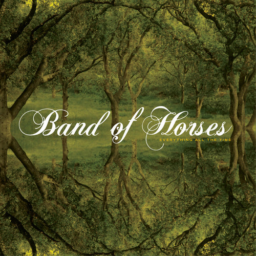 band of horses everything all the time limited edition vinyl