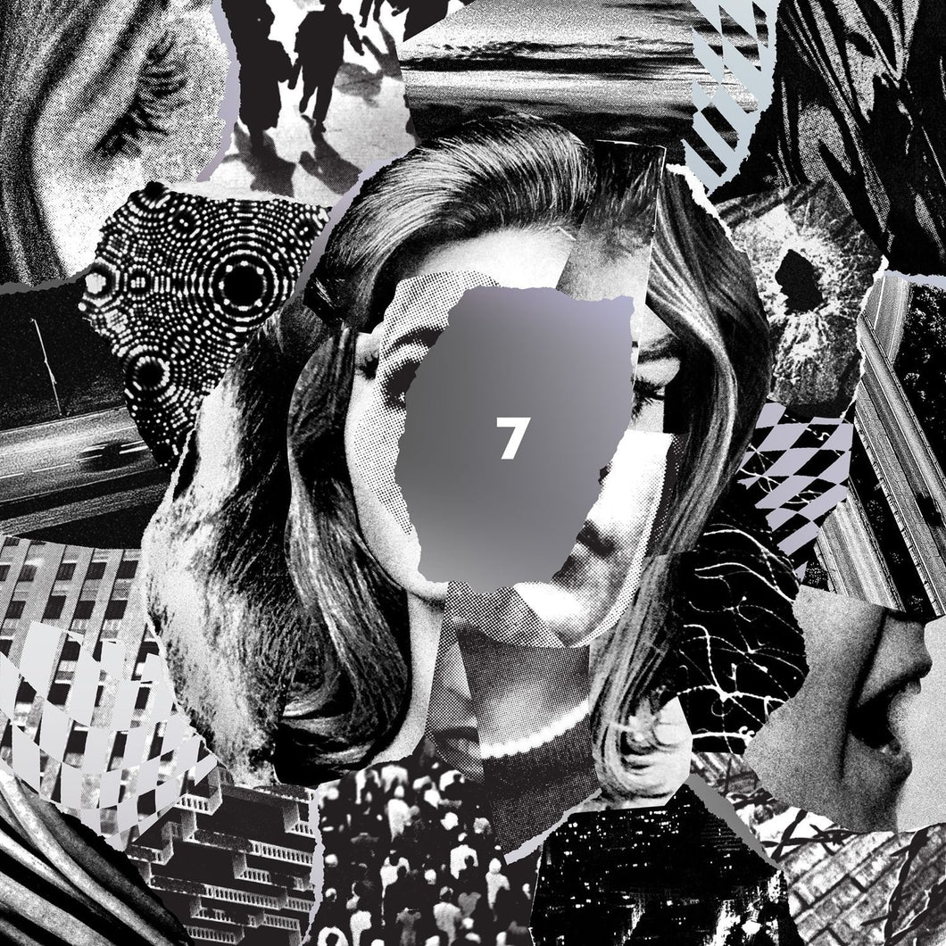 Beach House 7 limited edition vinyl