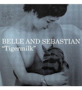 BELLE & SEBASTIAN - TIGER MILK VINYL (SUPER LTD. ED. 'LOVE RECORD STORES' BABY BLUE)