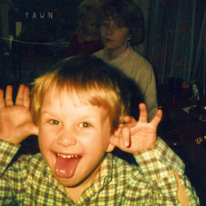 Bill Ryder-Jones - Yawn limited edition vinyl