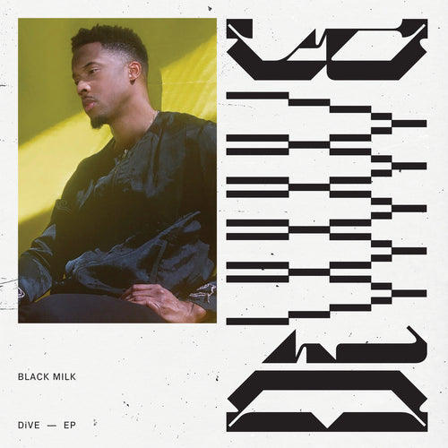 Black Milk - DiVE vinyl