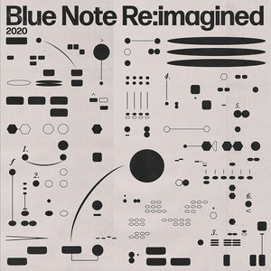 Blue Note Re:imagined vinyl