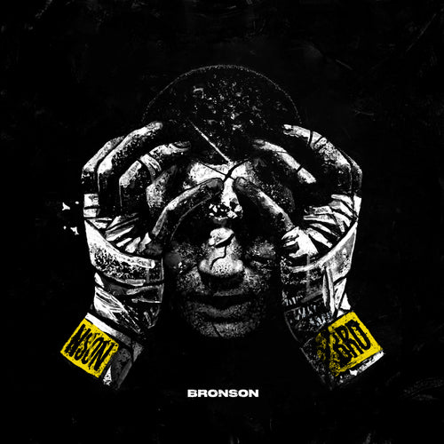 BRONSON - BRONSON VINYL (LTD. ED. 140 BLACK & YELLOW 2LP GATEFOLD)