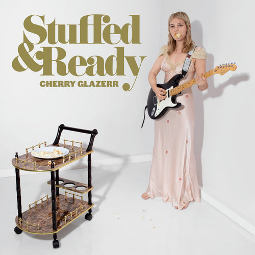 Cherry Glazerr - Stuffed & Ready limited edition vinyl