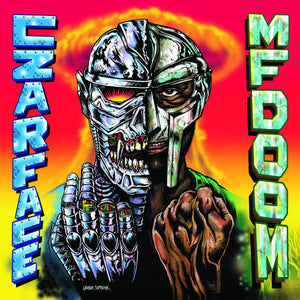 czarface & mf doom czarface meets metal face vinyl