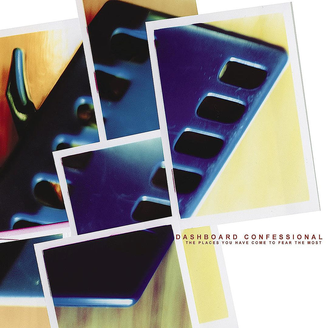 Dashboard Confessional - The Places You Have Come to Fear the Most limited edition vinyl