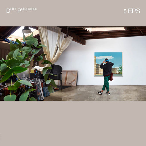 Dirty Projectors - 5EPs limited edition vinyl