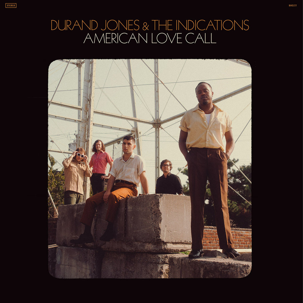 Durand Jones & The Indications - American Love Call limited edition vinyl