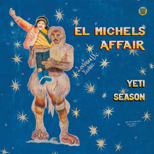 El Michels Affair - Yeti Season limited edition vinyl + childen's book