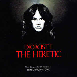 Ennio Morricone - Exorcist II: The Heretic limited edition vinyl